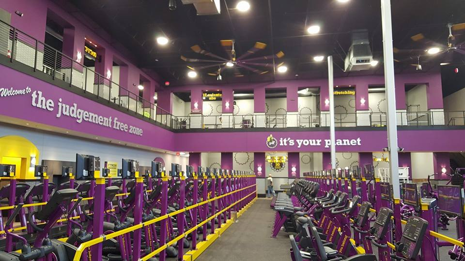 Planet Fitness - Oswald Company | Construction Partner in ...