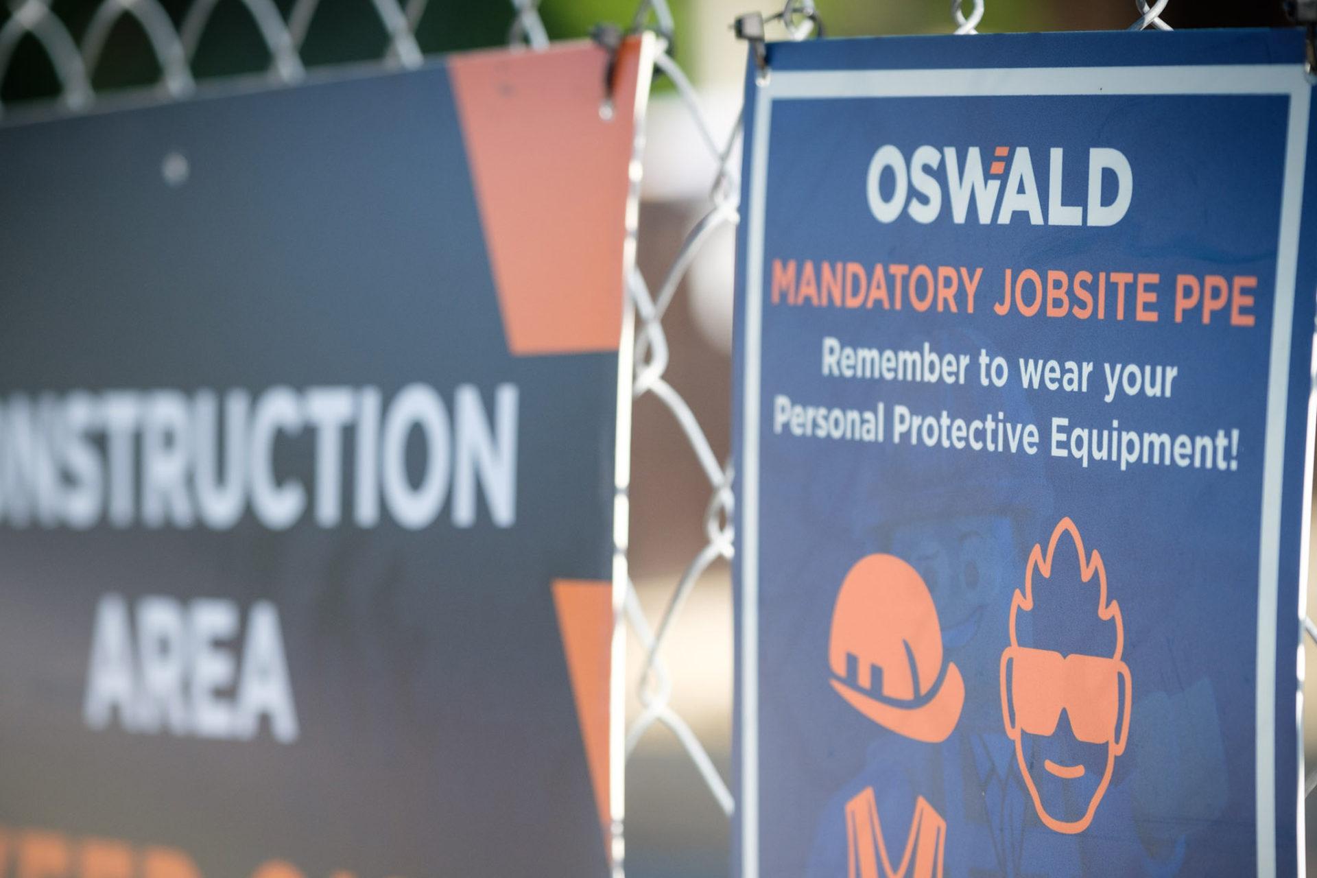 Oswald Cincinnati Development