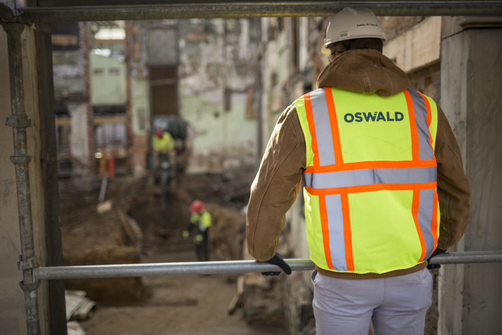Oswald Construction Culture