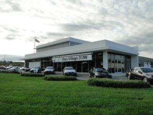 Oswald Voss BMW Design-Build